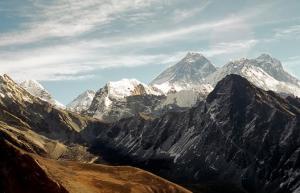 Kraina pięknych gór