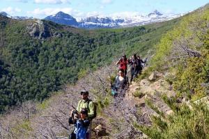 Wypad na najwyższą górę w Beskidach