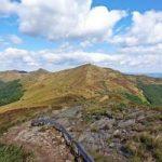 Beskidzkie szlaki turystyczne dla mniej i bardziej ambitnych